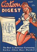 Cartoon Digest (1945-1946 Civil Service Publications) Digest Vol. 1 #4