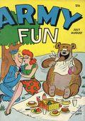 Army Fun (1951) Vol. 2 #5