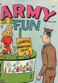Army Fun (1951) Vol. 1 #9