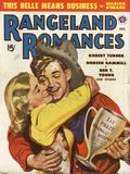 Rangeland Romances (1935-1955 Popular) Pulp Vol. 45 #3