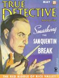 True Detective (1924-1995 MacFadden) True Crime Magazine Vol. 24 #2
