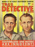 True Detective (1924-1995 MacFadden) True Crime Magazine Vol. 30 #4