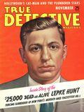 True Detective (1924-1995 MacFadden) True Crime Magazine Vol. 33 #2