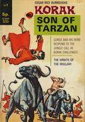Korak Son of Tarzan (1971-1976) UK 1
