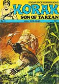 Korak Son of Tarzan (1971-1976) UK 5