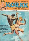 Korak Son of Tarzan (1971-1976) UK 12