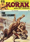 Korak Son of Tarzan (1971-1976) UK 13