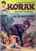 Korak Son of Tarzan (1971-1976) UK 28