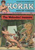 Korak Son of Tarzan (1971-1976) UK 31