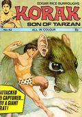 Korak Son of Tarzan (1971-1976) UK 42