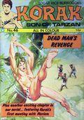 Korak Son of Tarzan (1971-1976) UK 46