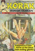 Korak Son of Tarzan (1971-1976) UK 49