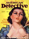 American Detective (1934-1938 Artvision Ltd) Vol. 5 #6