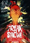 Freak Snow Washed in Blood GN (2020 Behemoth Comics) 1S-1ST