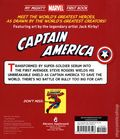 Captain America HC (2020 Abrams Appleseed) A My Mighty Marvel First Book 1-1ST