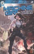 Machine Girl and Space Invaders (2020 Red 5 Comics) 2