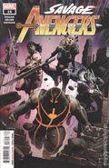 Savage Avengers (2019 Marvel) 16A