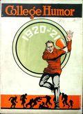 College Humor (1921-1934 Collegiate World Publishing) Vol. 1 #1