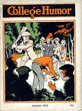 College Humor (1921-1934 Collegiate World Publishing) Vol. 1 #3