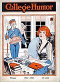 College Humor (1921-1934 Collegiate World Publishing) Vol. 1 #4