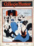 College Humor (1921-1934 Collegiate World Publishing) Vol. 2 #1