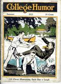 College Humor (1921-1934 Collegiate World Publishing) Vol. 2 #2