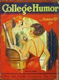 College Humor (1921-1934 Collegiate World Publishing) Vol. 2 #3