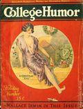 College Humor (1921-1934 Collegiate World Publishing) Vol. 2 #4