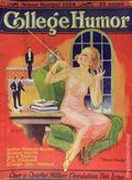 College Humor (1921-1934 Collegiate World Publishing) Vol. 3 #1