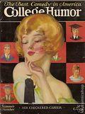 College Humor (1921-1934 Collegiate World Publishing) Vol. 3 #3