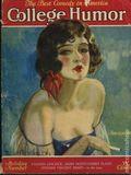 College Humor (1921-1934 Collegiate World Publishing) Vol. 4 #2
