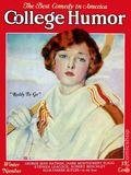 College Humor (1921-1934 Collegiate World Publishing) Vol. 4 #3