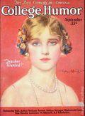 College Humor (1921-1934 Collegiate World Publishing) Vol. 6 #2