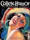 College Humor (1921-1934 Collegiate World Publishing) Vol. 6 #3