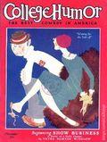 College Humor (1921-1934 Collegiate World Publishing) Vol. 6 #4