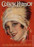 College Humor (1921-1934 Collegiate World Publishing) Vol. 7 #2