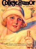 College Humor (1921-1934 Collegiate World Publishing) Vol. 7 #3