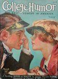 College Humor (1921-1934 Collegiate World Publishing) Vol. 7 #4