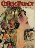 College Humor (1921-1934 Collegiate World Publishing) Vol. 8 #1