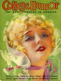 College Humor (1921-1934 Collegiate World Publishing) Vol. 8 #2