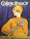 College Humor (1921-1934 Collegiate World Publishing) Vol. 8 #3