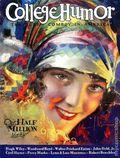 College Humor (1921-1934 Collegiate World Publishing) Vol. 9 #3