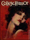 College Humor (1921-1934 Collegiate World Publishing) Vol. 9 #4
