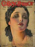College Humor (1921-1934 Collegiate World Publishing) Vol. 10 #1