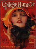 College Humor (1921-1934 Collegiate World Publishing) Vol. 10 #2