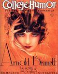 College Humor (1921-1934 Collegiate World Publishing) Vol. 10 #4