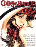 College Humor (1921-1934 Collegiate World Publishing) Vol. 11 #1