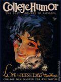 College Humor (1921-1934 Collegiate World Publishing) Vol. 11 #2