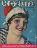 College Humor (1921-1934 Collegiate World Publishing) Vol. 11 #4