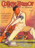 College Humor (1921-1934 Collegiate World Publishing) Vol. 12 #4